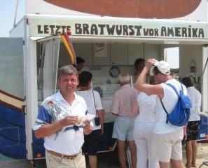 letzte Bratwurst