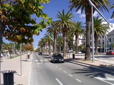 Strandpromenade