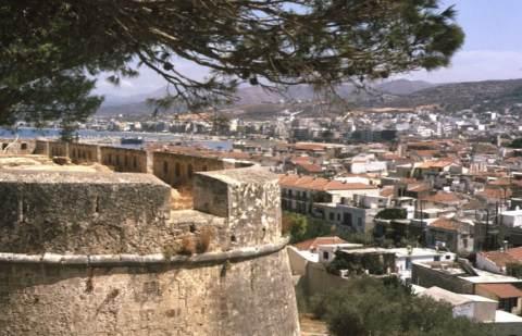 Rethymnon mit Festung