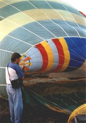 Ballon halb
