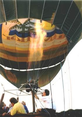 Ballon groß
