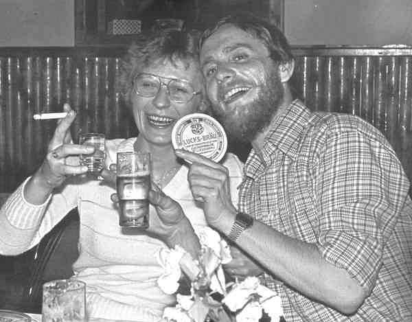 Margitta und Frank