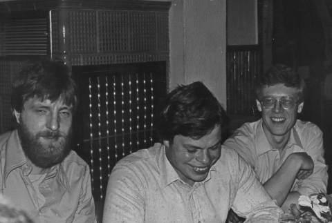 Uwe, Harry, Lutz