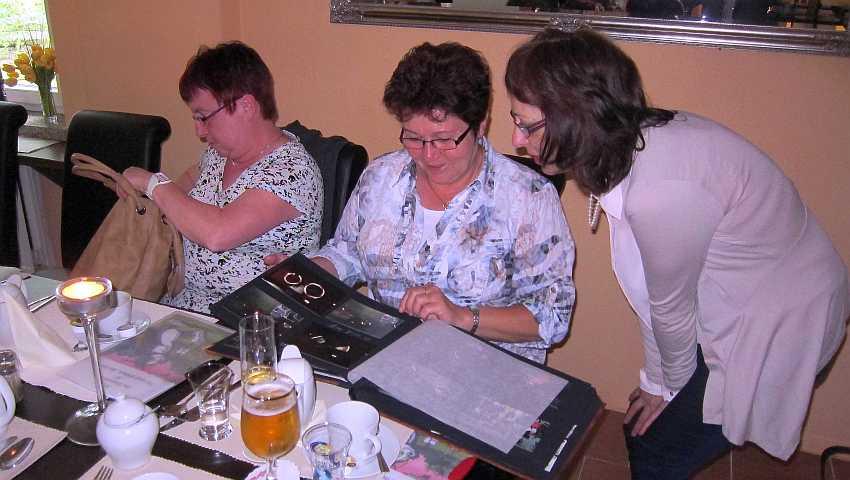 Ilona, Christine, Ursula