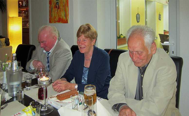Herr Illesch, Frau und Herr Zehmke